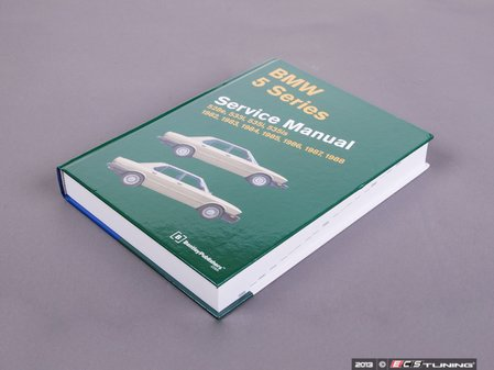 ES#252343 - B588 - BMW E28 5 Series (1982-1988) Service Manual - A comprehensive must-have for any do-it-yourselfer! Includes 548 pages of maintenance, service, and repair information! - Bentley - BMW