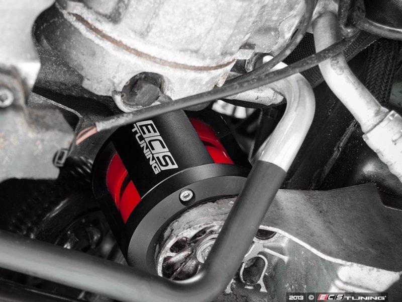 ECS News - Audi B7 A4 2.0T ECS Performance Engine Mount Kits