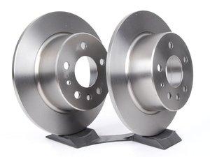 ES#2678240 - 1264230012KT3 - Rear Brake Rotors - Pair - Keep your brakes working like new - ATE - Mercedes Benz