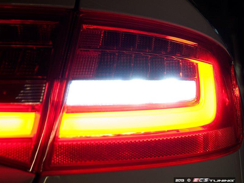 ECS News - Audi B8 S4 Ziza LED Reverse Light &