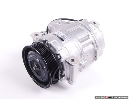 ES#2681793 - 64529122618 - A/C Compressor - Keep your BMW cool with this new compressor - Denso - BMW