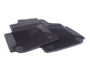 ES#2075232 - 1C1061550041 - Monster Floor Mats - Rubber - The best floor mat available to protect your VW's interior from all kinds of natural elements - Genuine Volkswagen Audi - Volkswagen
