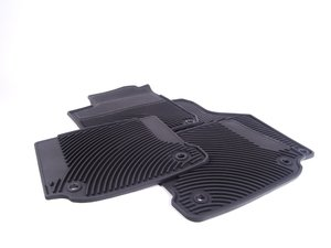 ES#2079333 - 1C1061550A041 - Monster Floor Mats - Rubber - The best floor mat available to protect your VW's interior from all kinds of natural elements - Genuine Volkswagen Audi - Volkswagen