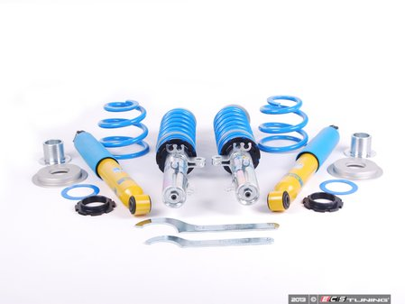 ES#4554 - 47-080416 - PSS Coilover Kit - Fixed Dampening - Average lowering of 30mm - 50mm front & rear - Bilstein - Audi Volkswagen