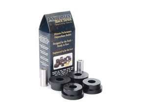 ES#2650665 - PFR3-206Bx2 -  Rear Lower Control Arm Bushing Set - Rear Position - Race - Improves handling and control - Upgrade to a more engaging driving experience - Powerflex Black Series - Audi