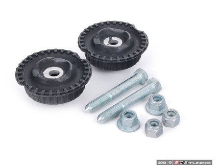 ES#2708300 - 4D0412377FKT3 - Front Strut Hardware Kit - Includes new mounts and hardware for your new struts - Assembled By ECS -