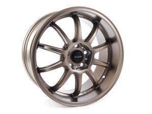 """ES#2710309 - CL18902245BRZ - 18"""" Style 501 - Priced each - 18""""x9"""" ET45 5x112 - Satin Bronze - Alzor - Volkswagen"""
