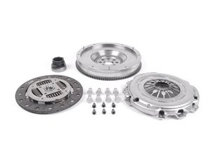 ES#2702807 - 52401220 -  Single Mass Flywheel Conversion Kit - Upgrade from your failure prone dual mass flywheel with this kit. Includes single mass flywheel, clutch kit and hardware. - Valeo -