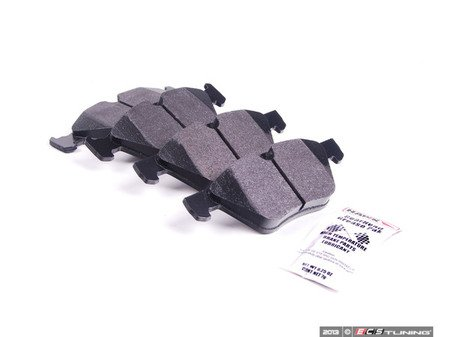 ES#252988 - hb534f.750 - Front HPS Compound Performance Brake Pad Set - Upgraded performance pad for spirited street driving - Hawk - BMW