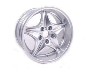 "ES#64645 - 36112228060 - 17"" M Roadstar Style 40 Wheel - Priced Each - 17x9 ET8 CB 72.6mm - Genuine BMW - BMW"