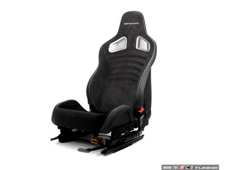 ES#2500621 - 52100442126 - BMW Performance Sport Seat - Right - (NO LONGER AVAILABLE) - Race car support, factory looks. Retains factory airbag/seat heating functionality. - Genuine European BMW -