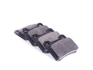 ES#2598568 - 0004209820 - Rear Brake Pad Set - For Vehicles With Two (2) Retaining Pin Rear Brake Pads - Pagid - Mercedes Benz