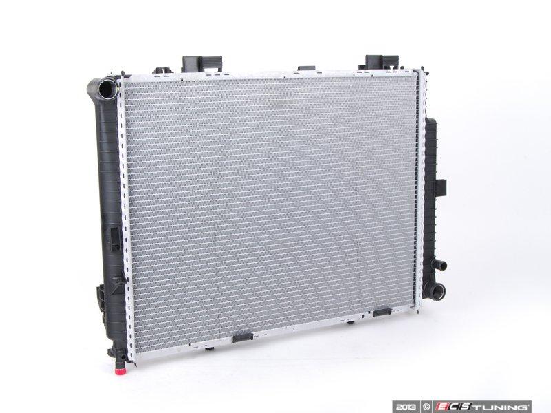 Genuine mercedes benz 2105006603 radiator for Mercedes benz radiator