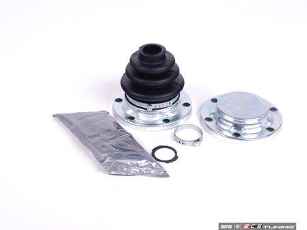 ES#258448 - 33217840673 - CV Boot Kit - Inner - Complete kit including grease - GKN Drivetech - BMW