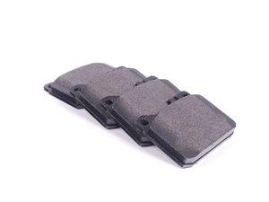 ES#2678223 - 0054204520 - Front Brake Pad Set - Does not include new brake pad wear sensors - Textar - Mercedes Benz