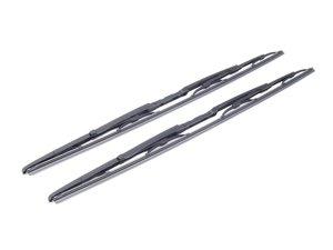 ES#2708018 - 8E1955425AKT -  Front Wiper Blade Set - Clear up streaks & improve rainy day visibility - Valeo - Audi