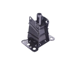 ES#457277 - 8P0807134C - Front Bumper Buffer - Right - Supports the impact beam in the bumper cover - Genuine Volkswagen Audi - Audi