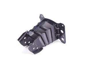 ES#457275 - 8P0807133C - Front Bumper Buffer - Left - Supports the impact beam in the bumper cover - Genuine Volkswagen Audi - Audi