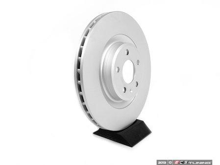 ES#2710240 - 8K0615301M - Brake Disc - Meyle -