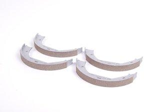 ES#62471 - 34416761292 - Parking Brake Shoe Set - Don't let your car roll away! - Genuine BMW - BMW