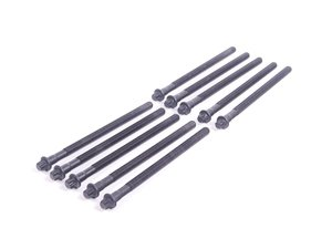 ES#2677944 - 11127583113 - Cylinder Head Bolt Set - Priced Each - Priced per head, 2 required for a complete job - Victor Reinz - BMW
