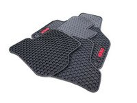 ES#2712216 - 1K1061551HA041 - Monster Floor Mats Set - GLI - The best floor mats available to protect your VW GLI interior from all kinds of natural elements - Genuine Volkswagen Audi - Volkswagen