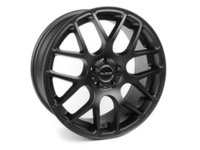 "ES#2713035 - 349A-8 - 18"" Style 349 Wheels - Set Of Four - 18""x8"" ET35 CB66.6 5x112 Matte Black - Alzor - Audi MINI"