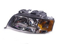 ES#2219646 - 4B0941003AT - Xenon Headlight - Left - Keep your exterior lights shining bright - Hella - Audi