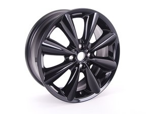 "ES#2101919 - 36116791931 - R121 MINI Conical Spoke Wheel 17"" (4x100) Black - Priced Each - 17 x 7J ET:48 - Genuine MINI - MINI"