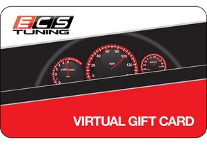 ES#2710386 - ECSEGC -  Virtual Gift Card - The perfect gift for every car enthusiast, available in denominations from $5 to $1000! Add to cart to choose the value of the gift card. - ECS Gift Cards - Audi BMW Volkswagen Mercedes Benz MINI Porsche