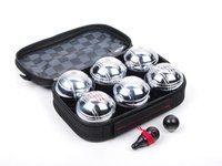 ES#2590755 - 80232318620 - MINI Boule Set - Bocce Balls - Includes 6 balls, Target ball, and measuring tape - Genuine MINI - MINI