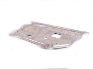 ES#323447 - 1Q0825237B - Belly Pan - Complete replacement belly pan - Genuine Volkswagen Audi - Volkswagen
