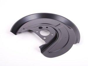 ES#2202089 - 1J0615609 - Rear Splash Shield - Left - Protect your brakes from dust, debris and moisture - Genuine Volkswagen Audi - Volkswagen