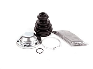 ES#2622775 - 8E0498201A -  CV Joint Boot Kit - Inner - Priced Each - Stop losing CV grease and extend axle joint life - GKN Drivetech - Audi