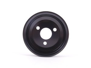 ES#2684758 - 32421437990 - Aluminuim Power Steering Pulley - Pulley only, pump not included. Upgraded aluminum design for increased strength. - URO Premium - BMW