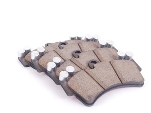 ES#2711207 - 7L0698151P - Front Ceramic Brake Pad Set  - Restore your stopping power - Brembo - Audi Volkswagen