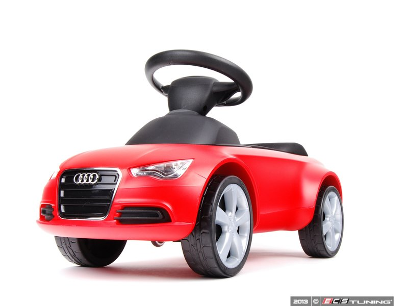 genuine volkswagen audi acmaht012red mini quattro red no longer available. Black Bedroom Furniture Sets. Home Design Ideas