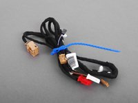 ES#441390 - 8E0971693L - Rear Door Wiring Harness - Priced Each - Connects to the speakers and window functions to the central locking harness - Genuine Volkswagen Audi - Audi