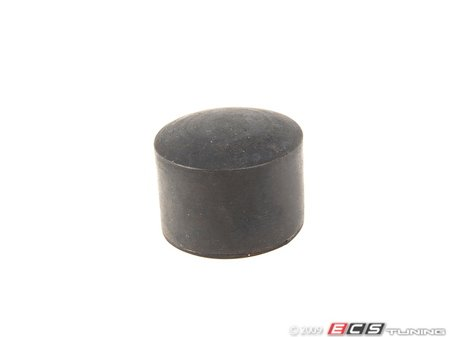 ES#37686 - 17111178412 - Lower Radiator Mount - Priced Each - Rubber lower mount for your radiator - Genuine BMW - BMW