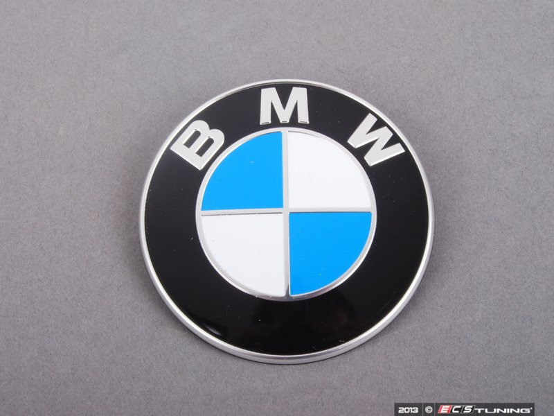 Genuine Bmw 51148219237 Bmw Emblem Roundel Trunk