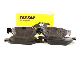 ES#253008 - 34216774692 - Rear Brake Pad Set - Textar brake pads for your BMW - Textar - BMW