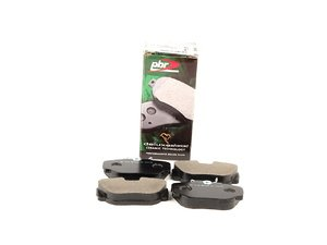 ES#514285 - d1130d - Front Deluxe Brake Pad Set - Ceramic Composition For Extended Rotor Life - PBR - BMW