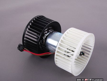 ES#2696126 - 64119204154 - Blower Motor - With squirrel cages - ACM - BMW