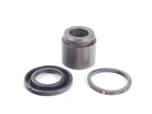 ES#1466571 - 96535291910 - Brake Caliper Piston Seal Set - Priced Each - For 34mm piston - Two required per caliper - Genuine Porsche - Porsche