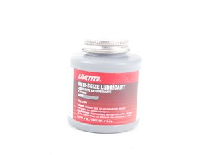 ES#2918687 - 37564 - Anti-Seize Compound - 4oz. Container With Brush - Great for DIY'ers for a wide range of automotive repairs - Loctite - Audi BMW Volkswagen Mercedes Benz MINI Porsche