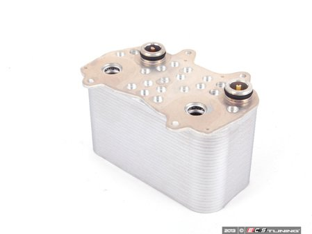 ES#1484570 - 99630701701 - Transmission Fluid Cooler - Includes o-rings - Genuine Porsche - Porsche
