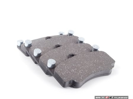 ES#2535606 - 99635194912 - Front Brake Pad Set - Non-PCCB front brake pad set - ATE - Porsche