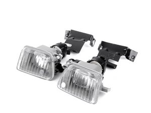 ES#8412 - 1p3015 - Crystal Clear Fog Light Kit - (NO LONGER AVAILABLE) - Great aesthetic upgrade! - ZiZa -