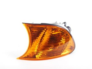 ES#173557 - 63136919649 - Front Turn Signal Assembly - Left - Amber turn signal assembly - Genuine BMW - BMW