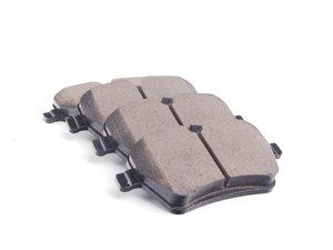 ES#2708083 - 34119804735 - Front Euro Ceramic Brake Pad Set EUR1204 - Restore the stopping power in your MINI. Akebono Euro - Akebono - MINI